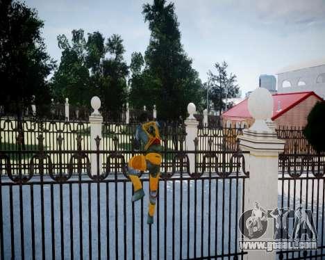 Gordon Freeman for GTA 4 ninth screenshot