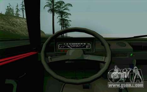 Kamaz Oka for GTA San Andreas side view