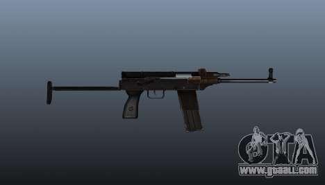 China 79 submachine gun Type SMG for GTA 4 third screenshot