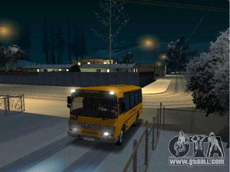 GROOVE 32053-70 School for GTA San Andreas