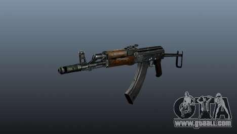 Khyber Pass AK-47 for GTA 4