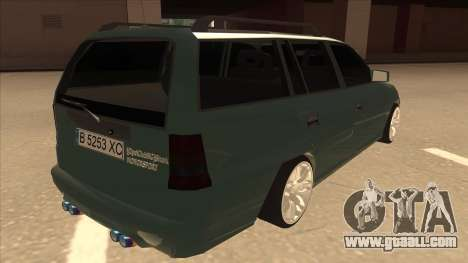 Opel Astra F Caravan Sport for GTA San Andreas right view