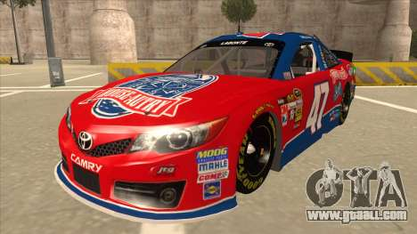 Toyota Camry NASCAR No. 47 House-Autry for GTA San Andreas