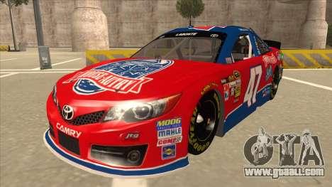 Toyota Camry NASCAR No. 47 House-Autry for GTA San Andreas