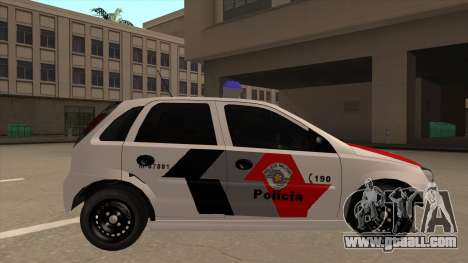Chevrolet Corsa VHC PM-SP for GTA San Andreas back left view