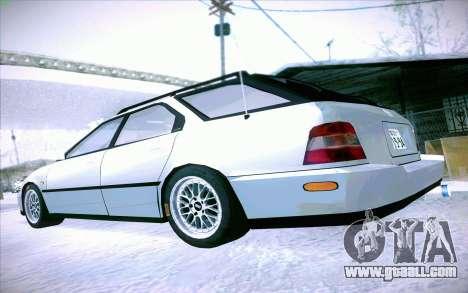 Honda Accord Wagon for GTA San Andreas right view