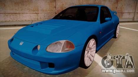 Honda CRX Del Sol for GTA San Andreas