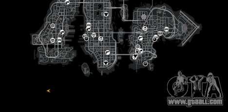 Destination Deserted City for GTA 4 seventh screenshot