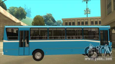 Mercedes-Benz OHL-1320 Linea 123 for GTA San Andreas back left view