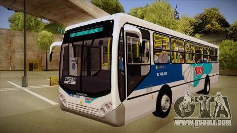 Busscar Urbanuss Pluss 2009 for GTA San Andreas
