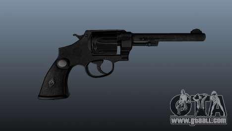 Double action revolver for GTA 4 third screenshot