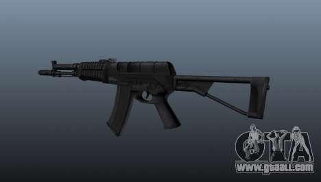 Automatic AEK-971 for GTA 4 second screenshot