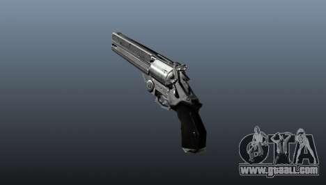 Trigun Revolver for GTA 4 second screenshot