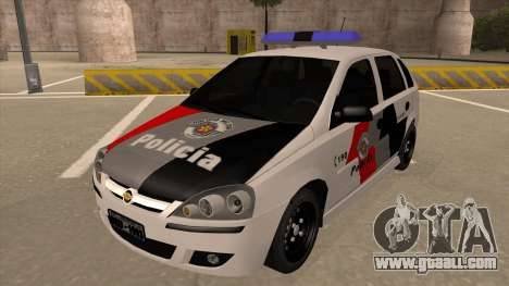 Chevrolet Corsa VHC PM-SP for GTA San Andreas