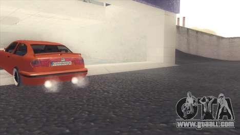 Seat Cordoba SX for GTA San Andreas right view