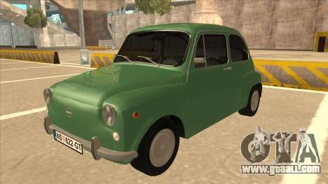 Zastava 750 Classic for GTA San Andreas