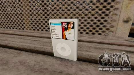 iPod for GTA 4