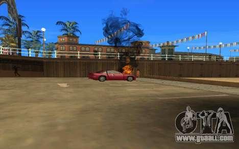 GTA V to SA: Realistic Effects v2.0 for GTA San Andreas forth screenshot
