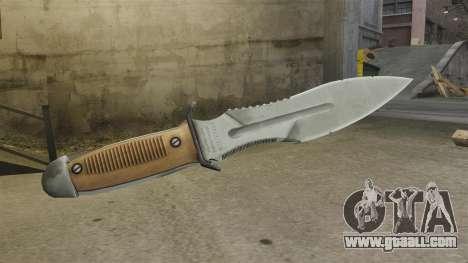 Knife for GTA 4
