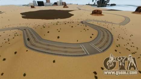 Destination Deserted City for GTA 4 fifth screenshot