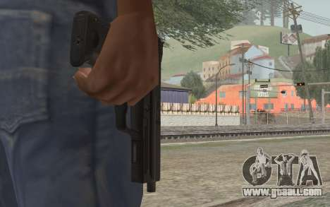 USP45 without silencer for GTA San Andreas third screenshot