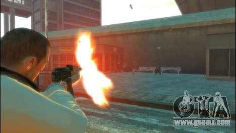 AKS-47 for GTA 4 second screenshot