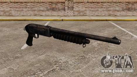 Shotgun for GTA 4