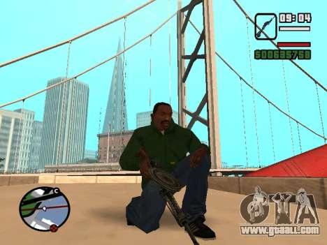 SDO for GTA San Andreas second screenshot