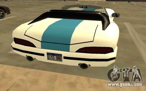 GTA V to SA: Realistic Effects v2.0 for GTA San Andreas seventh screenshot