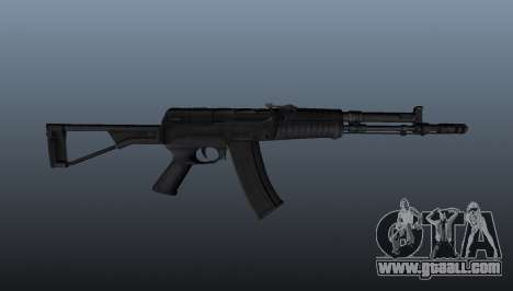Automatic AEK-971 for GTA 4 third screenshot