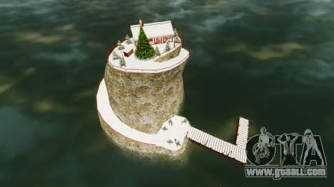 Christmas Island for GTA 4