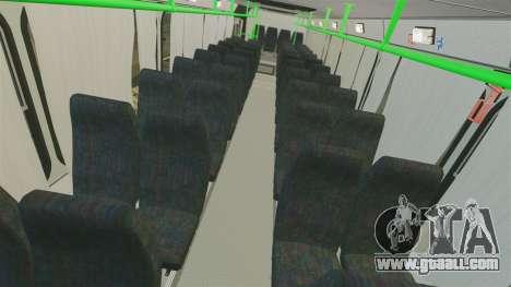 LIAZ-5256 45-01 for GTA 4 inner view