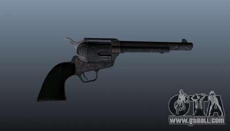 Cattleman Revolver for GTA 4 third screenshot