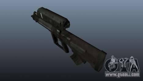 The XM-25 grenade launcher for GTA 4 third screenshot