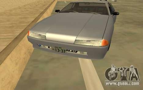 GTA V to SA: Realistic Effects v2.0 for GTA San Andreas tenth screenshot