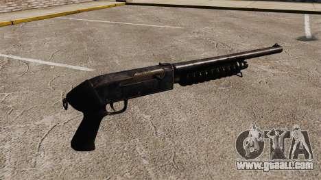 Shotgun for GTA 4 second screenshot