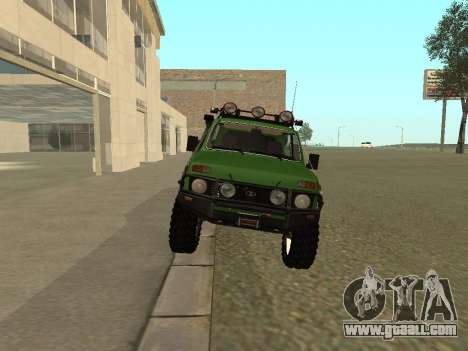 VAZ 21213 Niva 4 x 4 Off Road for GTA San Andreas right view
