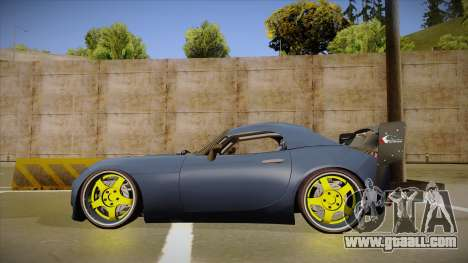 Pontiac Solstice Rhys Millen for GTA San Andreas back left view