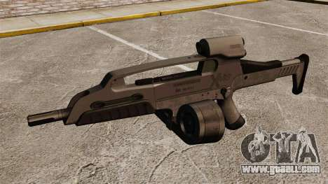 Automatic HK XM8 v3 for GTA 4 third screenshot