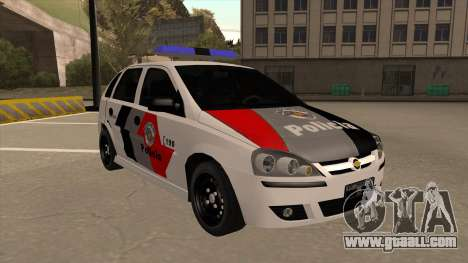 Chevrolet Corsa VHC PM-SP for GTA San Andreas left view