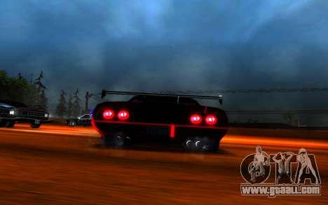 Hide HUD for GTA San Andreas second screenshot