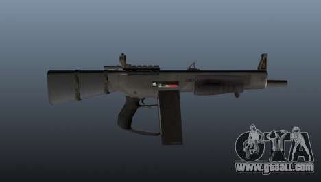 The AA-12 shotgun for GTA 4 third screenshot