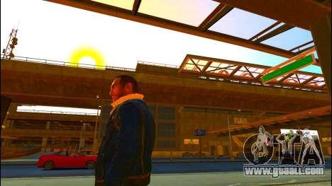 Jeans jacket Trevor of GTA V for GTA 4 second screenshot