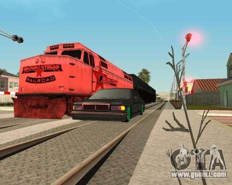 Toned Premier V2 for GTA San Andreas