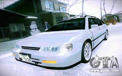 Honda Accord Wagon for GTA San Andreas