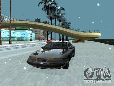 Lincoln Continental Mark VIII 1996 for GTA San Andreas