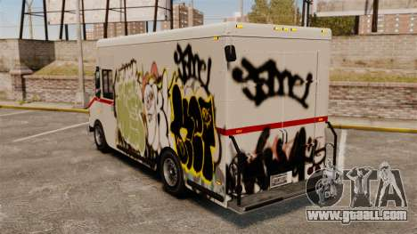 New graffiti to Boxville for GTA 4