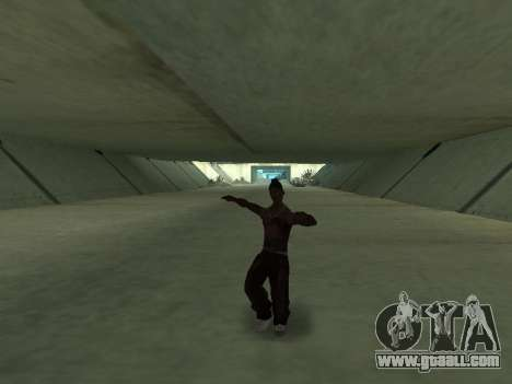 They Dance for GTA San Andreas forth screenshot