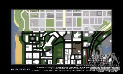 GTA V atlas map for GTA San Andreas second screenshot