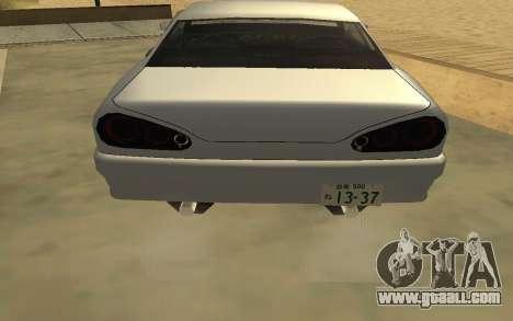 GTA V to SA: Realistic Effects v2.0 for GTA San Andreas eighth screenshot